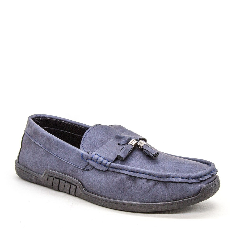 Mocasini Barbati 921-2 MCS Blue (062 303) Sport Fashion