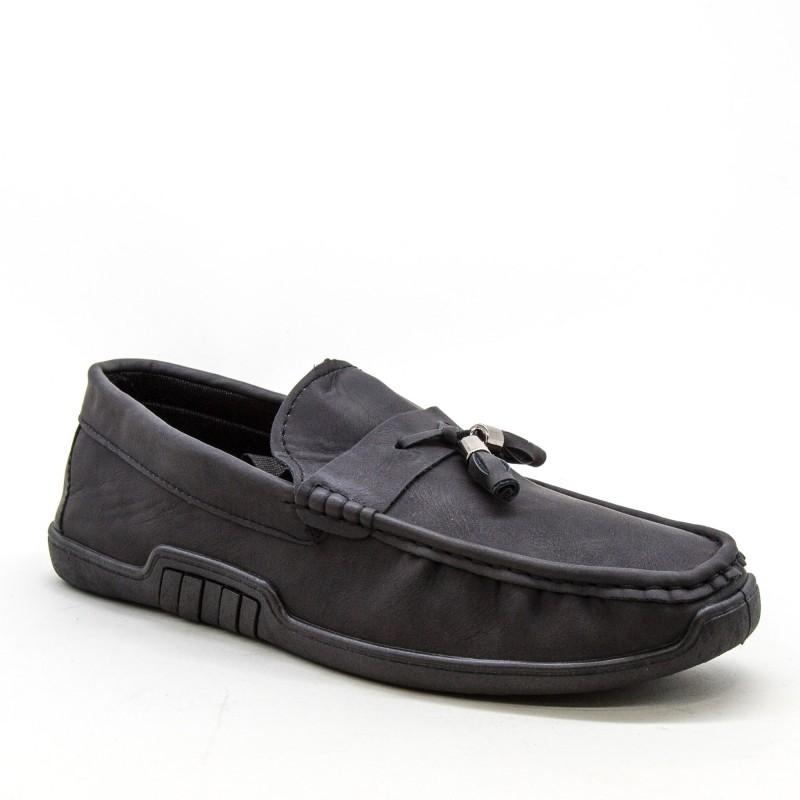 Mocasini Barbati 921-2 MCS Black (062 303) Sport Fashion