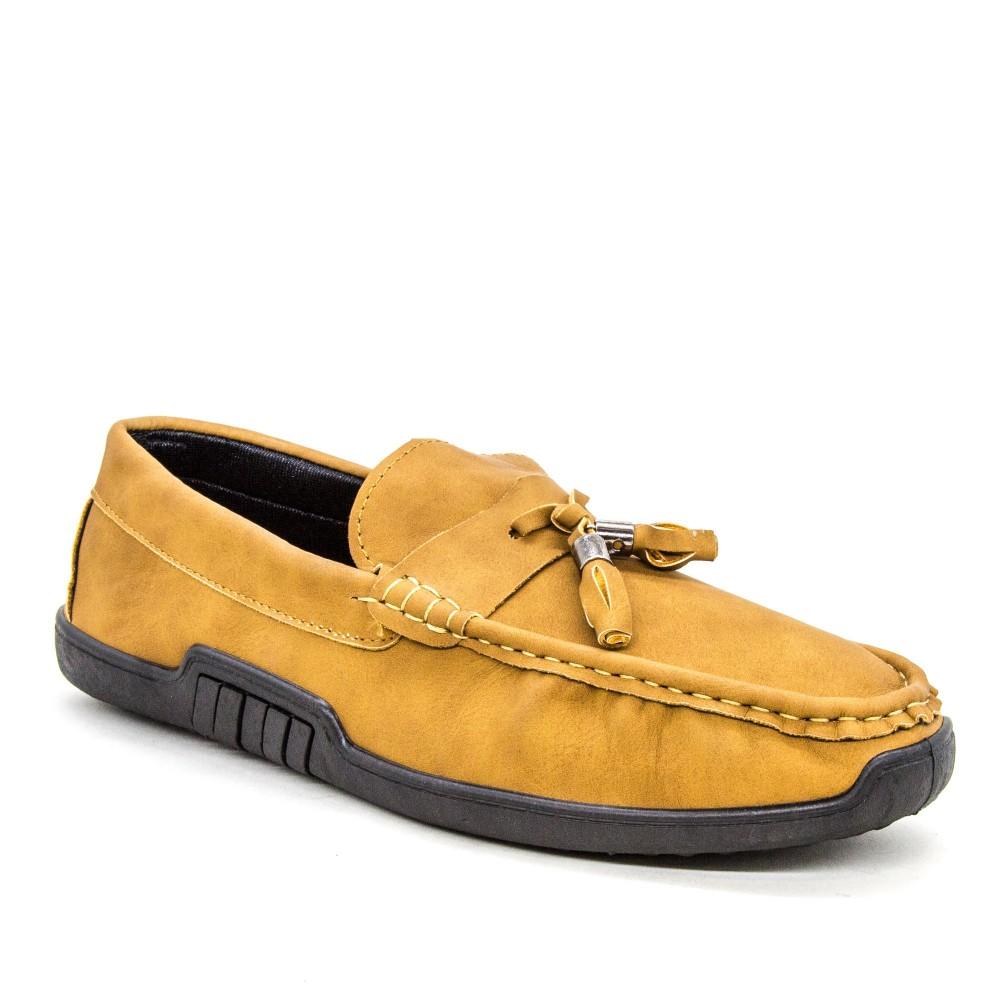 Mocasini Barbati 921-2 MCS Yellow (062) Sport Fashion