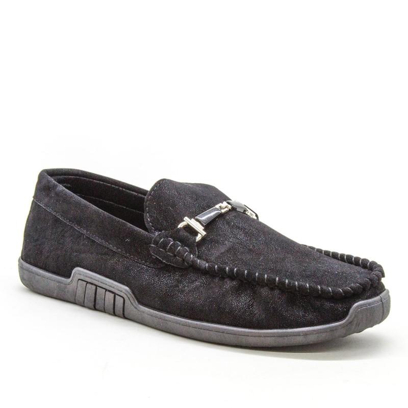 Mocasini Barbati 920-3 MCS Black (067 303) Sport Fashion