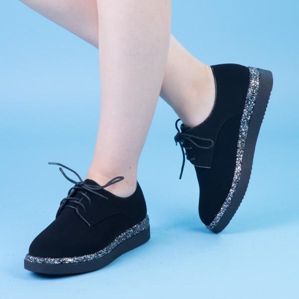Pantofi Casual Dama GY3 Guncolor Mei
