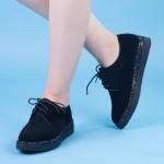 Pantofi Casual Dama GY3 Black Mei