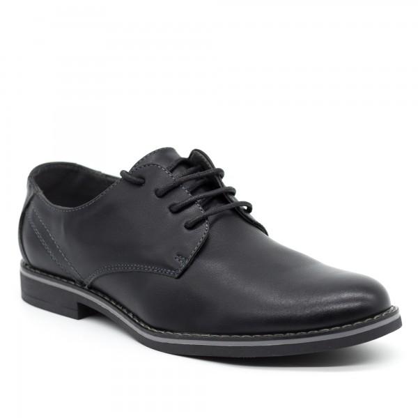 Pantofi Barbati L1831 Black Cabin