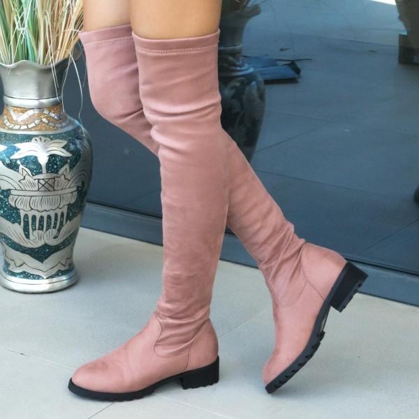 Cizme Dama MX56 Pink Mei