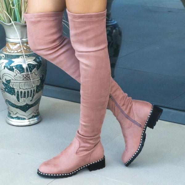 Cizme Dama MX55 Pink Mei