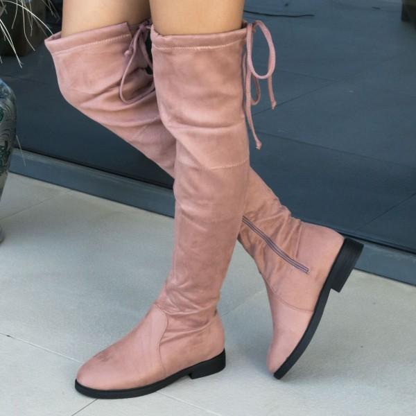 Cizme Dama MX53 Pink Mei
