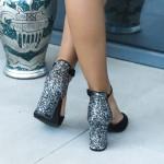 Pantofi cu Toc XD117A Guncolor Mei