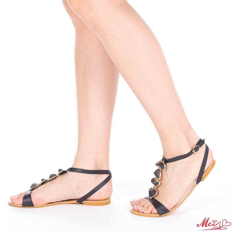 Sandale Dama SM58 Black Mei