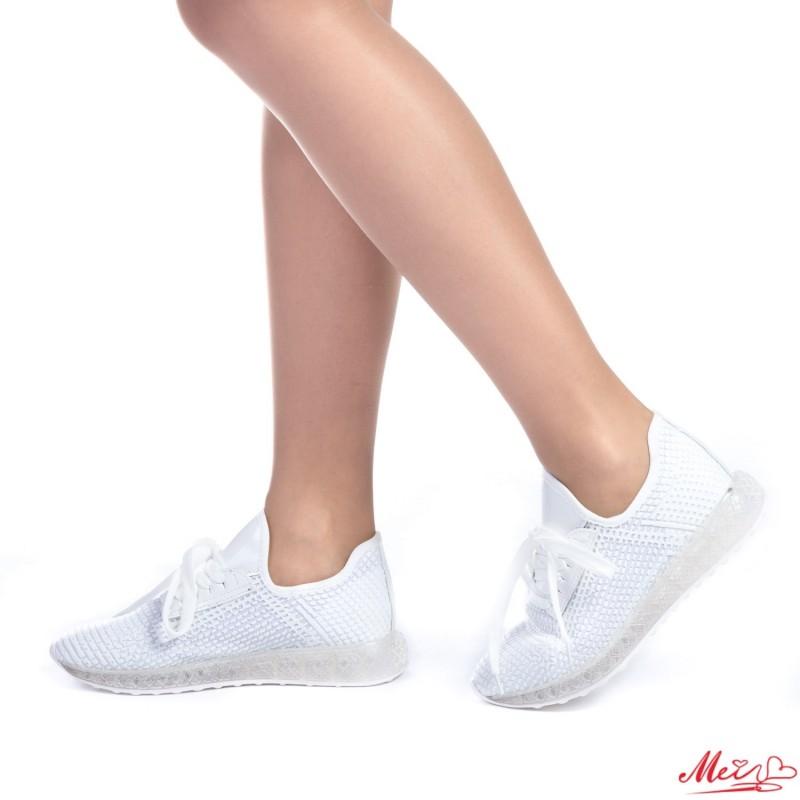 Pantofi Sport Dama SZ108 White Mei