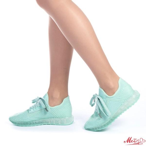 Pantofi Sport Dama SZ108 Green Mei
