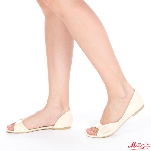 Sandale Dama WH1015 Beige Mei