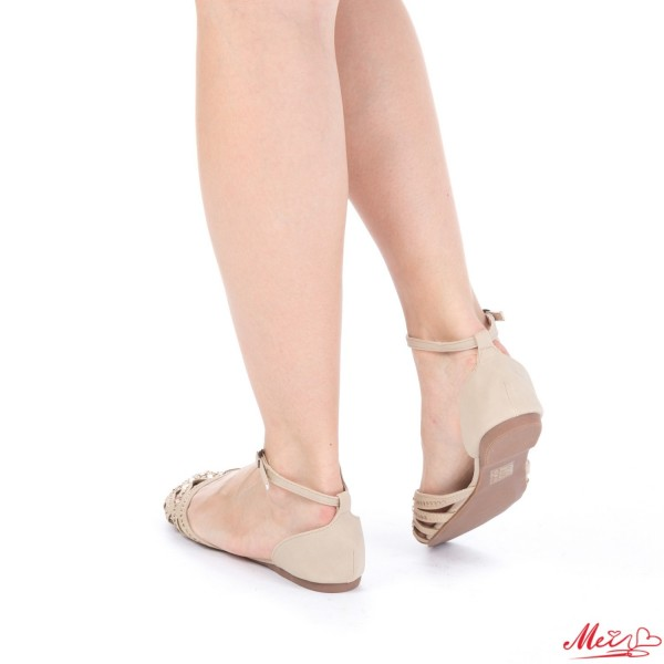 Sandale Dama WH978 Apricot Mei