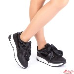 Pantofi Sport Dama 1729901B# Black Mei