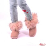 Ghete Dama 5855-1 Pink Mei