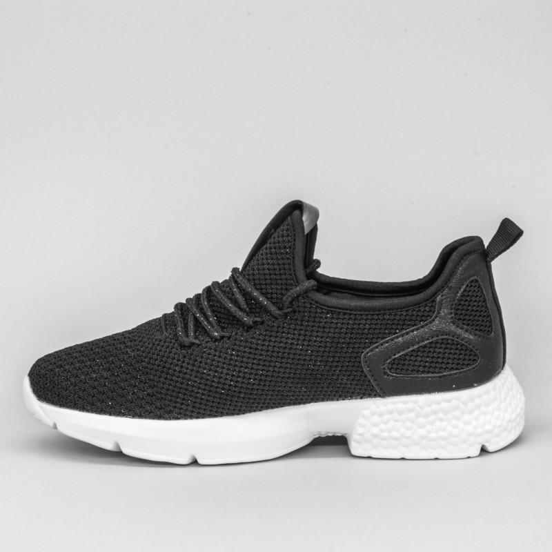 Pantofi Sport Dama YKQ23 Black Mei
