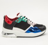 Pantofi Sport Dama 8802 Black Sport Fashion