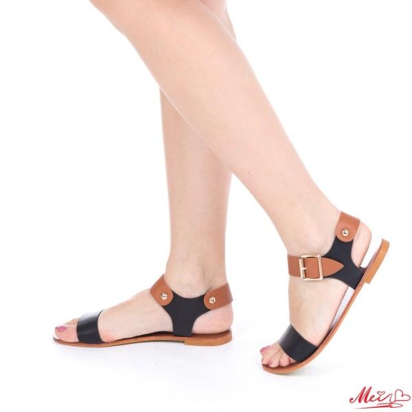 Sandale Dama AF09 Black Mei