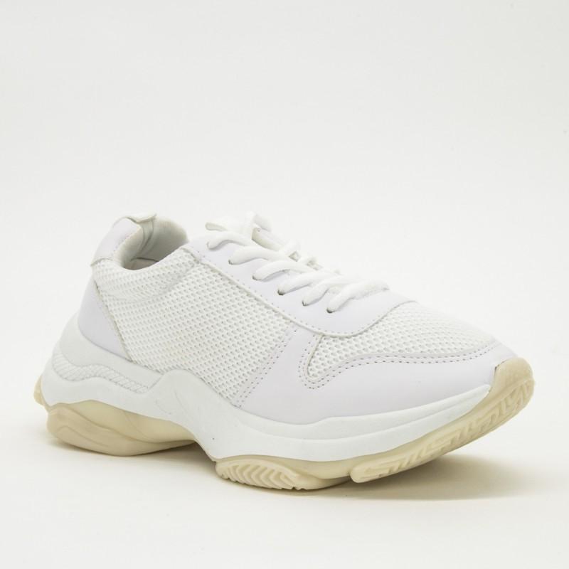 Pantofi Sport Dama GB32 White Mei
