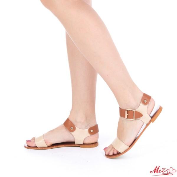Sandale Dama AF09 Beige Mei