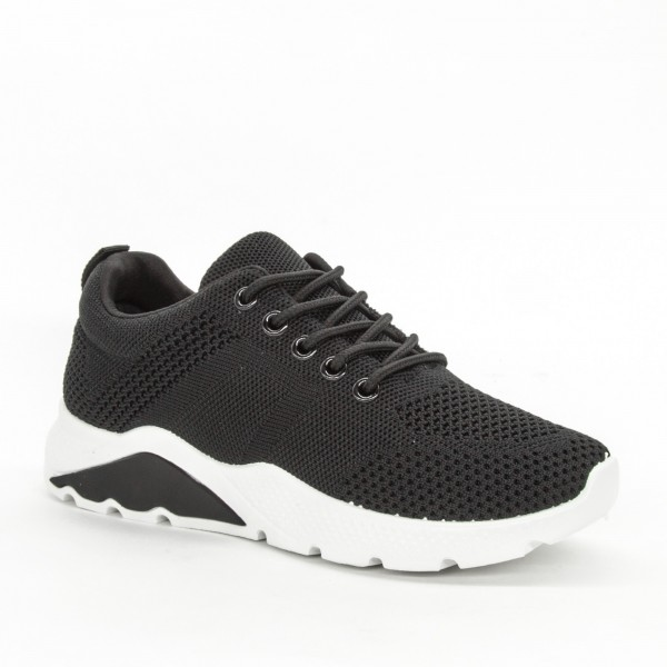 Pantofi Sport Dama LI6 Black Mei