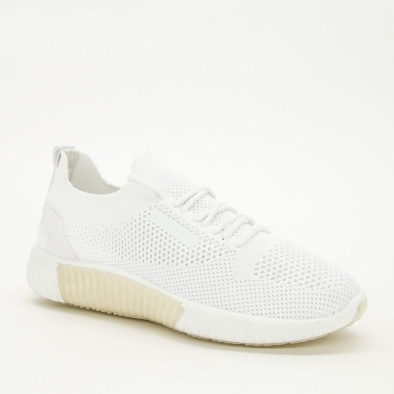 Pantofi Sport Dama LI5 White Mei