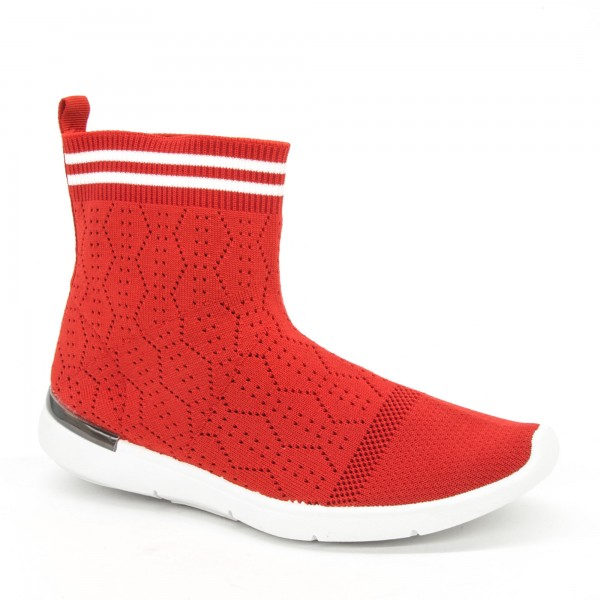 Pantofi Sport Dama D013 Red Mei
