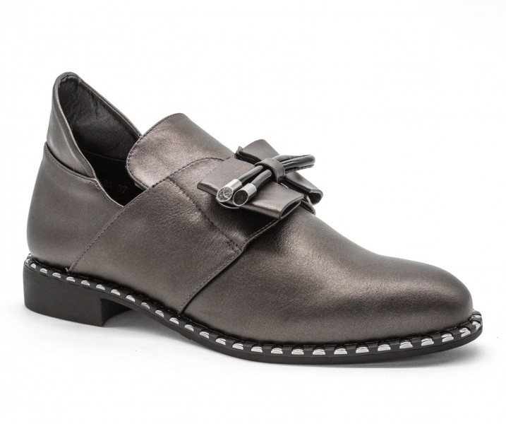 Pantofi Casual Dama W40-19A Pewter Lady Star
