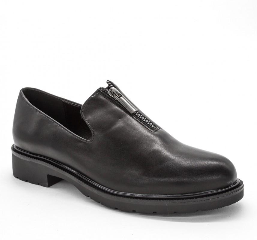 Pantofi Casual Dama W38-17A Black Lady Star
