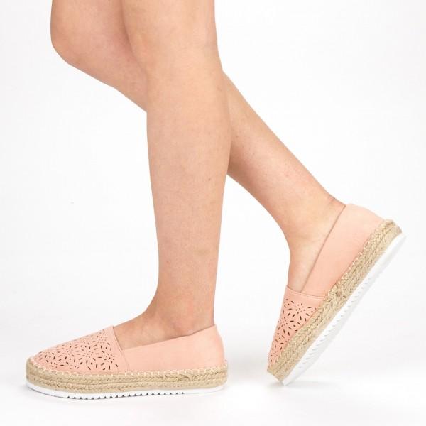 Pantofi Casual Dama FD37 Pink Mei