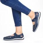 Pantofi Casual Dama NB7 Navy X-Mmm