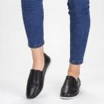 Pantofi Casual Dama WKH4556 Black X-Mmm