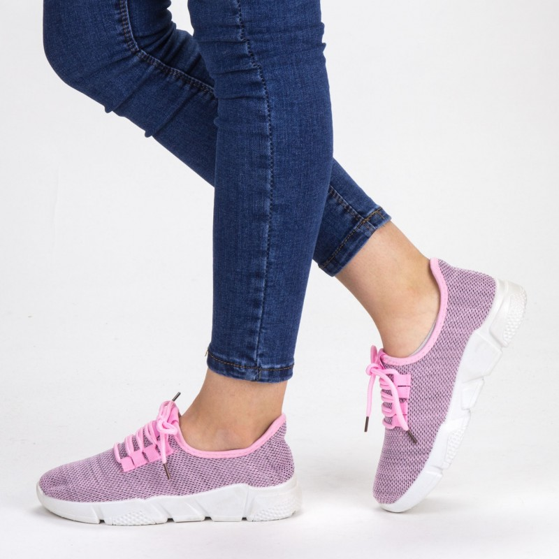 Tenisi Dama WKH663-1709 Pink X-Mmm