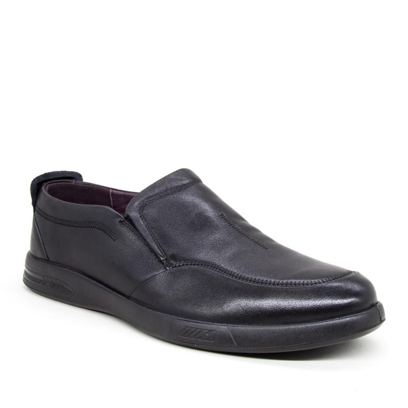 Pantofi Barbati 99106 Black Eldemas