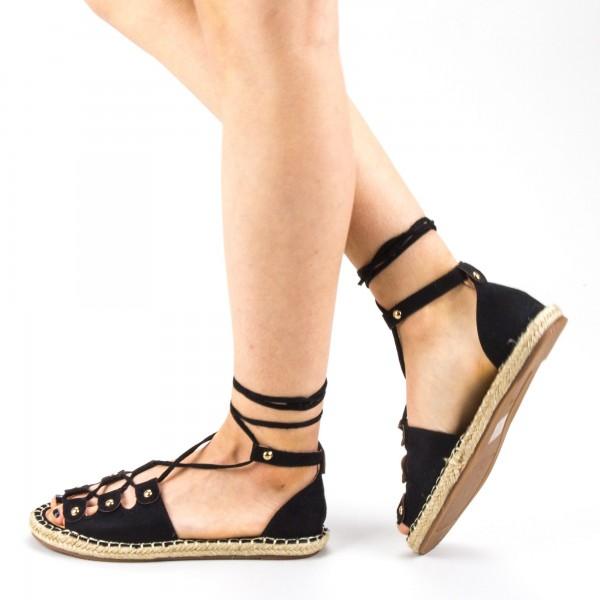 Sandale Dama WH20 Black Mei