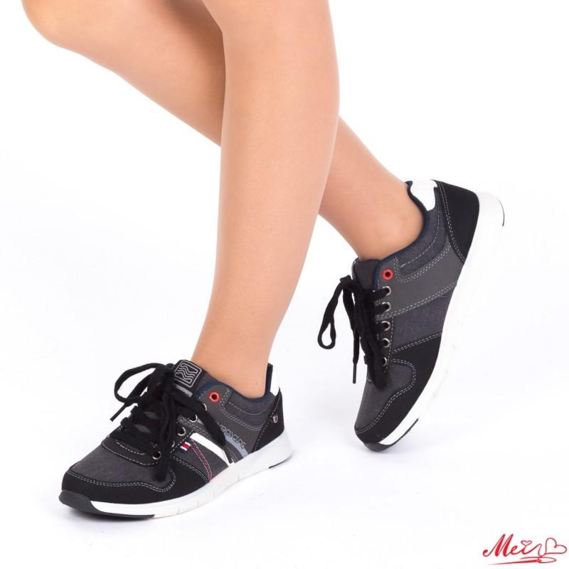 Pantofi Sport Dama B8269-1# Black Mei