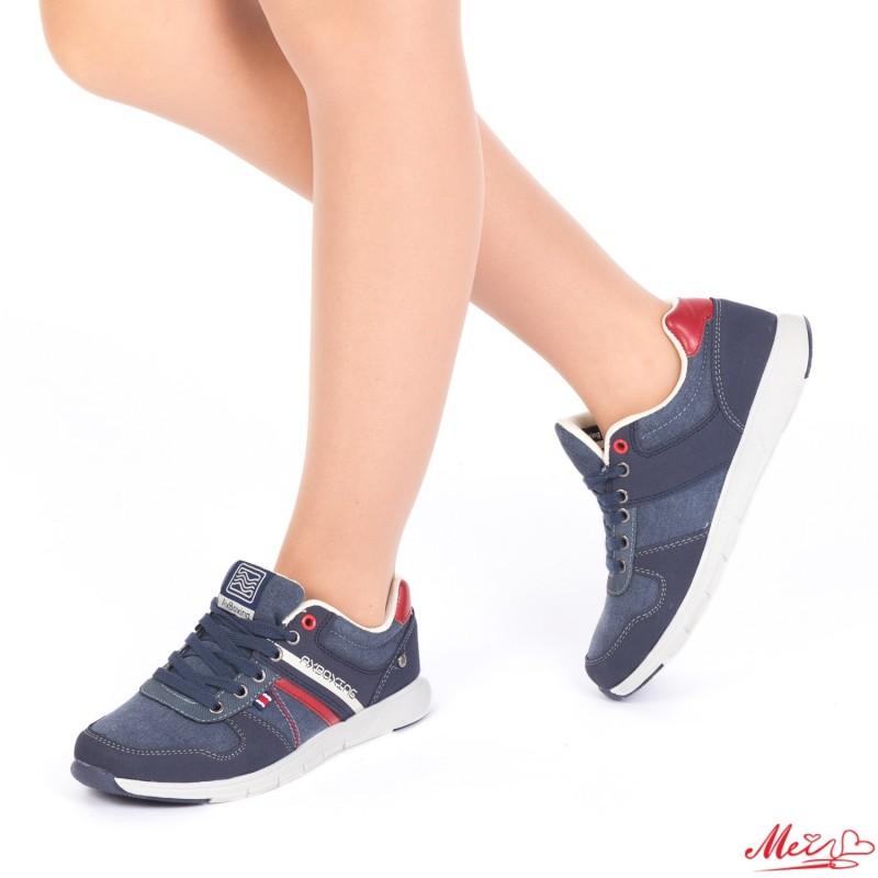 Pantofi Sport Dama B8269-3# Navy Mei