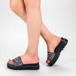 Papuci Dama cu Platforma TG7 Guncolor Mei