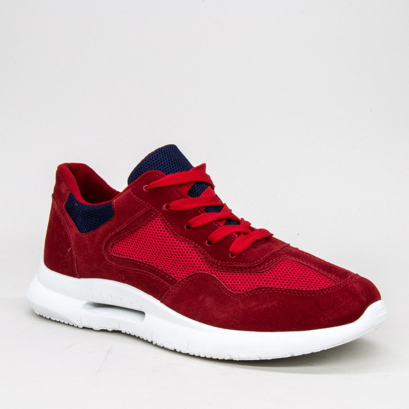 Pantofi Sport Barbati B04 Red Dcf68