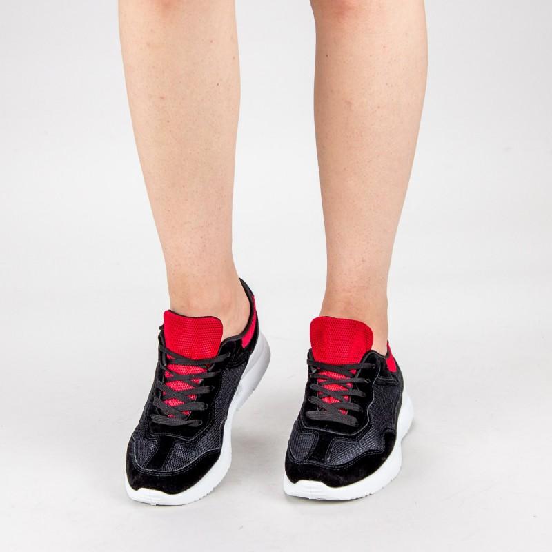 Pantofi Sport Dama B03 Black Dcf68
