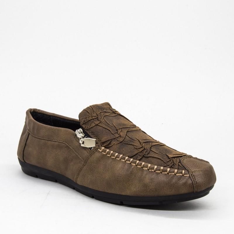 Pantofi Barbati 8193 Brown Mdeng