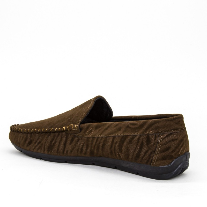 Pantofi Barbati 8255 Brown Mdeng