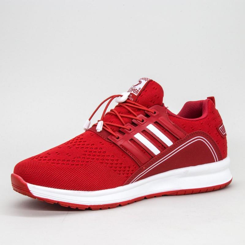 Pantofi Sport Barbati 1714 Red Mc Jamper