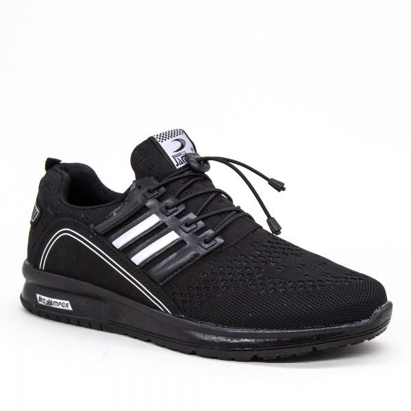 Pantofi Sport Barbati 1714 Black Mc Jamper