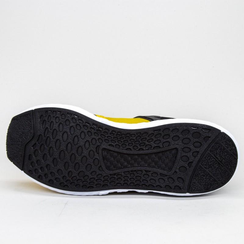 Pantofi Sport Barbati 015 PSB Yellow Keeway