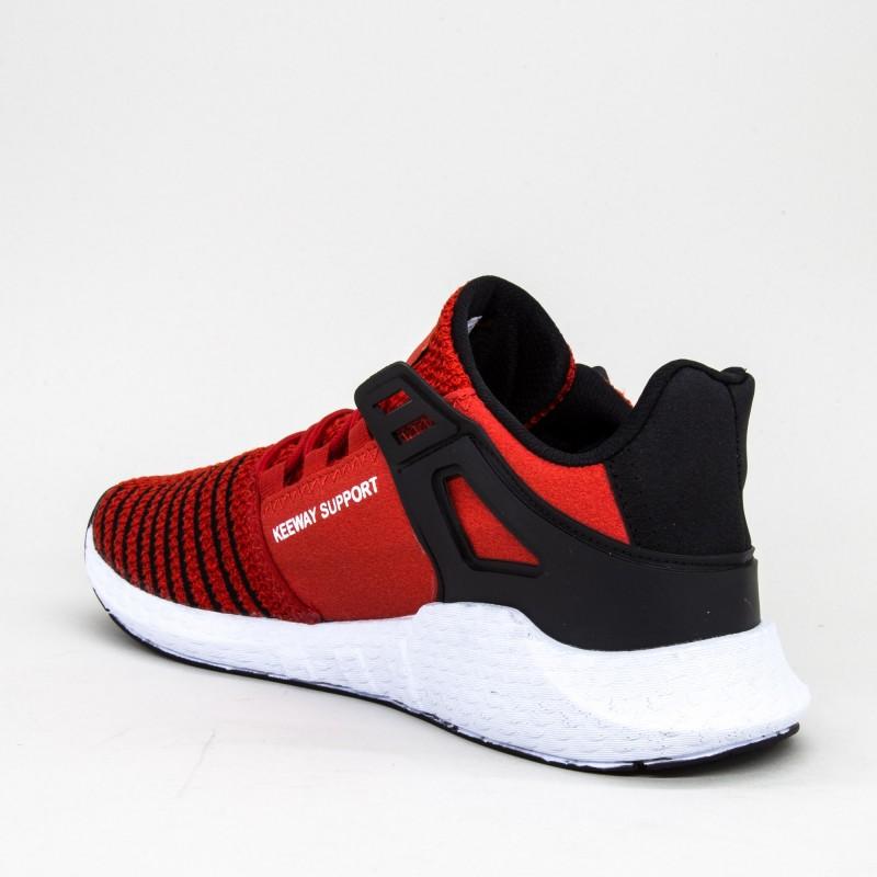 Pantofi Sport Barbati 015 PSB Red Keeway