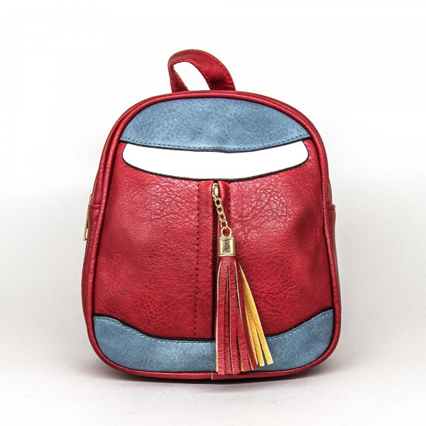 Rucsac Dama 1010 RXC Red Fashion