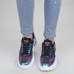 Pantofi Sport Dama SZ206 Black Mei