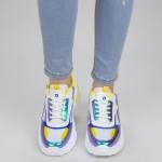 Pantofi Sport Dama SZ206 Yellow Mei