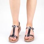 Sandale Dama CS31 Black Mei