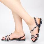 Sandale Dama CS51 Black Mei
